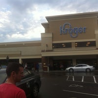 Photo taken at Kroger by Wesley S. on 6/9/2013