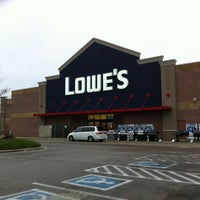 Photo taken at Lowe's Home Improvement by Wesley S. on 1/1/2013