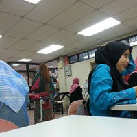 Photo taken at AIKOL Cafeteria by Huzaifah Y. on 5/7/2013