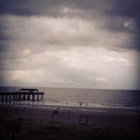 Photo taken at Fannies On The Beach by Savannah S. on 7/13/2013