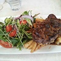 Photo taken at Sage Cafe Restaurant by William C. on 7/7/2013