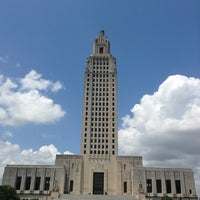 Photo taken at Louisiana State Capitol by  ℋumorous on 5/21/2013