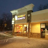 Photo taken at Dunkin Donuts by Phoebe H. on 1/18/2016