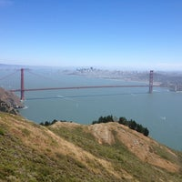 Photo taken at Hawk Hill by Josh W. on 6/1/2013