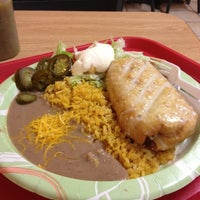 Photo taken at Nikki's Burrito Express by Dan H. on 12/9/2012