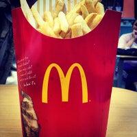 Photo taken at McDonald's by E. J. W. on 6/7/2013