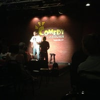 Photo taken at Comedy Caravan by Brian D. on 8/25/2013