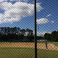 Photo taken at Campo Baseball Blue Jays by Vivianne O. on 7/20/2013