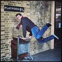 Photo taken at Platform 9¾ by Josh W. on 5/7/2013