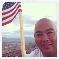 Photo taken at Top Of Prayer Mountain by Joshua B. on 8/29/2013