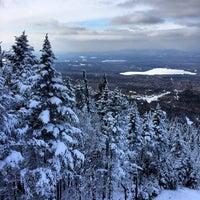 Photo taken at Saddleback Mountain by Mel on 2/10/2014