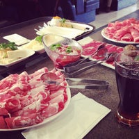 Photo taken at Little Sheep Mongolian Hot Pot by conans h. on 6/27/2013