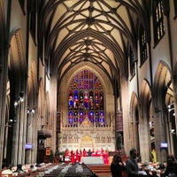 Photo taken at Trinity Church by conans h. on 12/23/2012