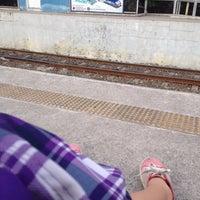 Photo taken at PNR (PUP/Sta. Mesa Station) by Dulce B. on 11/24/2015