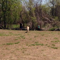 Photo taken at Ward Acres Dog Run by Sonny K. on 5/3/2014