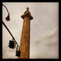 Photo taken at Washington Monument by Stanislav L. on 9/17/2012