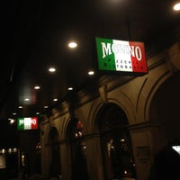 Photo taken at Pizzeria Molino Molard by Abdullah AlHusainan on 10/31/2012