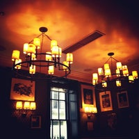 Photo taken at Dean Street Townhouse by Laurel F. on 5/21/2013