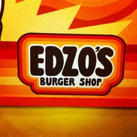 Photo taken at Edzo's Burger Shop by Brian H. on 1/19/2013