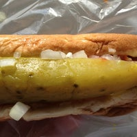 Photo taken at Jimmy's Hot Dogs by Will A. on 10/5/2012