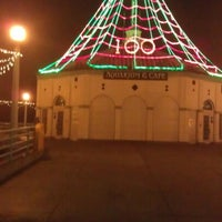 Photo taken at Manhattan Beach Pier by Alysson L. on 12/2/2012
