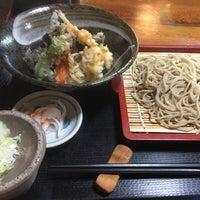 Photo taken at 手打ちそば 松竹 by Junko N. on 5/7/2016