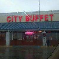 Photo taken at City Buffet by Brooke ♥ B. on 12/25/2012