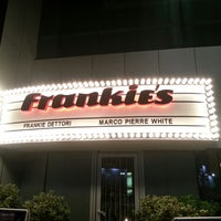 Photo taken at Frankie's by Ahmed A. on 9/20/2012