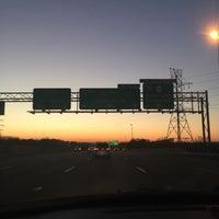 Photo taken at I-95 / I-495 Interchange by R on 12/5/2015