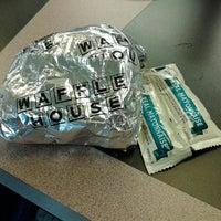 Photo taken at Waffle House by Amanda T. on 5/14/2014