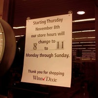 Photo taken at Winn-Dixie by Amanda T. on 11/5/2012