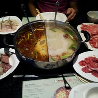 Photo taken at Little sheep Mongolian Hot Pot by Cuong C. on 10/14/2012