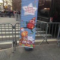 Photo taken at Macy's Parade Balloon Inflation by Joshua H. on 11/21/2012