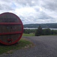 Photo taken at Keuka Spring Vineyards by Abby S. on 8/15/2014
