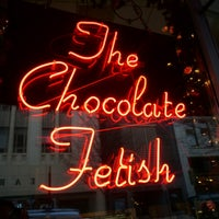 Photo taken at The Chocolate Fetish by Chu C. on 1/5/2016
