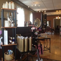 Photo taken at In Vogue Salon & Spa by Trish S. on 7/8/2013