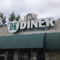 Photo taken at DK Diner by bobby b. on 6/8/2013