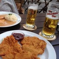 Photo taken at Gastwirtschaft Steman by Millicent M. on 5/29/2013
