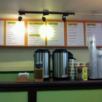 Photo taken at Bon AppeTEA - Salinas by M Y. on 12/15/2012