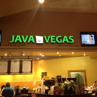 Photo taken at Java Vegas by Mike H. on 3/28/2015