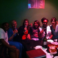 Photo taken at Karaoke Hut Sports Bar & Grill by Cocojor H. on 9/21/2013