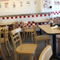 Photo taken at Five Guys by Randy H. on 11/23/2012