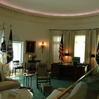 Photo taken at The Lyndon Baines Johnson Library and Museum by Fabio C. on 1/6/2013