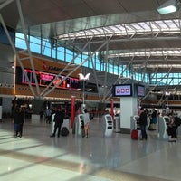 Photo taken at T3 Qantas Domestic Terminal by Christopher S. on 10/23/2012