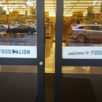 Photo taken at Food Lion Grocery Store by Matthew F. on 5/31/2016