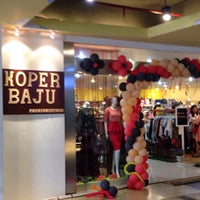 Photo taken at Koper Baju Fashion Store by Erick H. on 1/9/2015