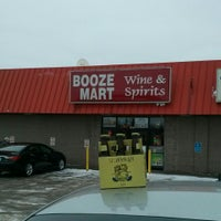 Photo taken at Booze Mart by MN Beer Activists on 1/24/2014