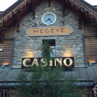Photo taken at Casino Barrière de Megève by Eric T. on 8/7/2016