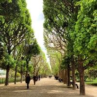 Photo taken at Botanical Garden of Paris by Anna C. on 5/9/2013