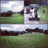 Photo taken at Danau Golf Club by Abdul Haziq A. on 11/19/2013